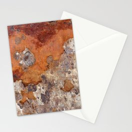 Corroded Driftwood Stationery Cards