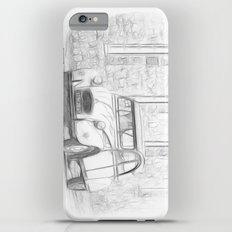 Citroen 2 CV - Deux Chevaux iPhone 6s Plus Slim Case