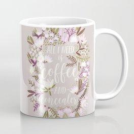 Coffee & Concealer – Spring Palette Coffee Mug