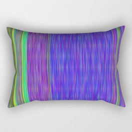 Re-Created Angel Hair XIV by Robert S. Lee Rectangular Pillow
