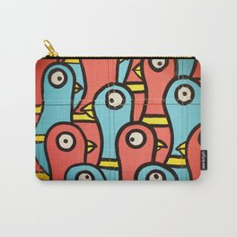 Art Piece by Mathilde Decourcelle Carry-All Pouch