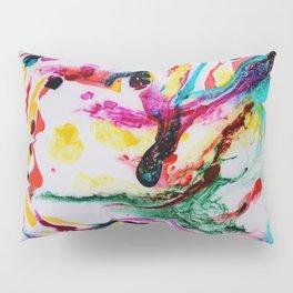 Creative Chaos Pillow Sham