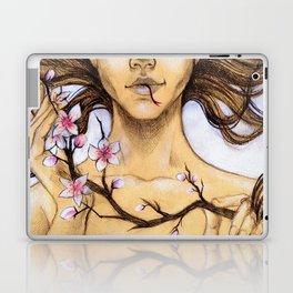 An Innocent Flower... Laptop & iPad Skin