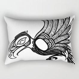 Ch'áak' Rectangular Pillow
