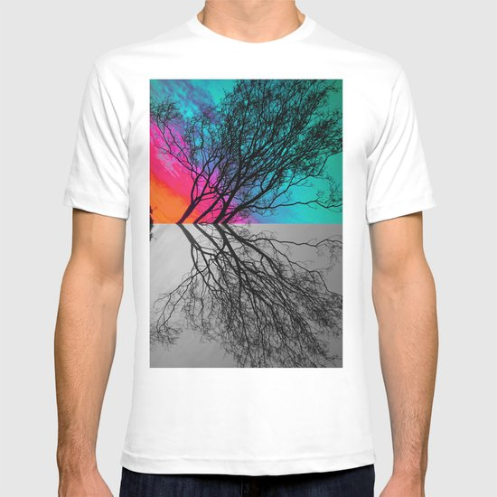Behind The ol' Crape Myrtle T-shirt