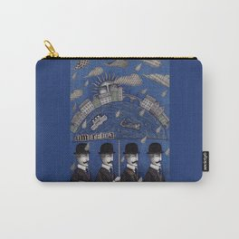 Four Men Waiting Carry-All Pouch