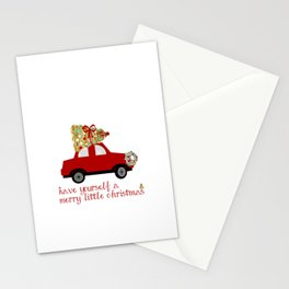 Have yourself a Merry little Christmas Stationery Cards