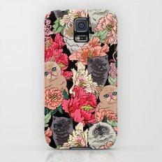 Because Cats Galaxy S5 Slim Case