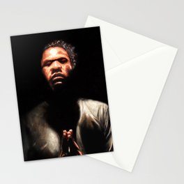 Prayin Man Stationery Cards