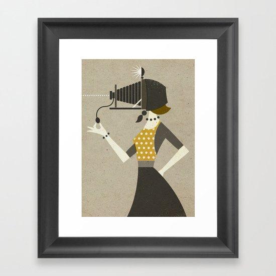 Photographic Memory Framed Art Print