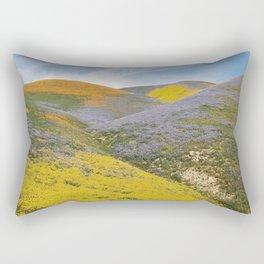 Bloomtown California Rectangular Pillow