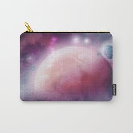 Pink Space Dream Carry-All Pouch