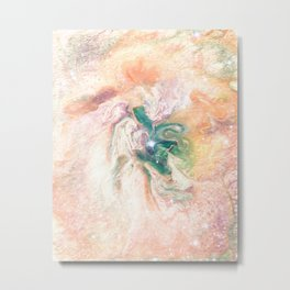 Celestial Birth Metal Print
