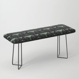 Luna and Forester Bench