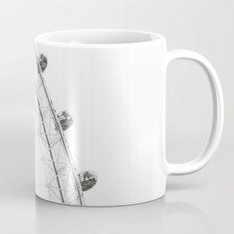 London Eye Monochrome Coffee Mug