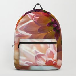 Dahlia / In The Garden / 6 Backpack