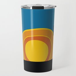 Entardecer Travel Mug