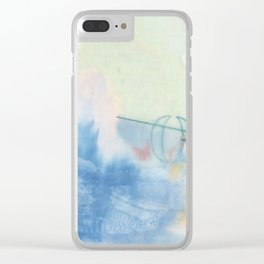 Cherrypick (The Sweven Project) Clear iPhone Case