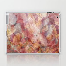 Lines and shapes artwork Laptop & iPad Skin
