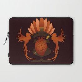 Quetzalli's Heart Laptop Sleeve