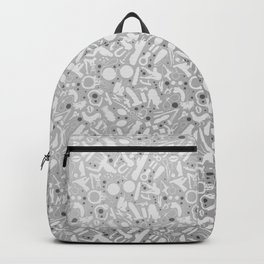 NSFW Kinky S&M Pattern Backpack