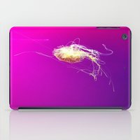 jelly fish iPad Cases featuring Jelly by Argi Univrs