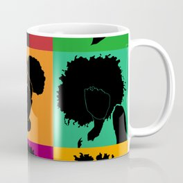 FOR COLORED GIRLS COLLECTION COLLAGE Coffee Mug