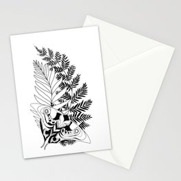 Evolution The Last of Us 2 Tattoo Ellie Stationery Cards