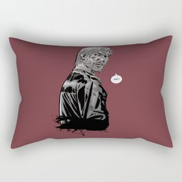 The Walking Dead Rick Grimes Rectangular Pillow