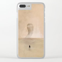 Dune 3 Clear iPhone Case