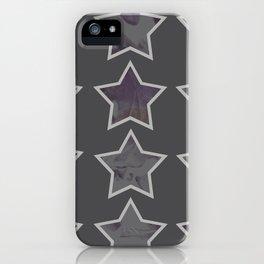 Leaf Stars iPhone Case