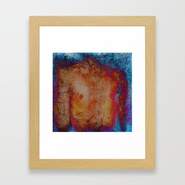 GUERRIER Framed Art Print