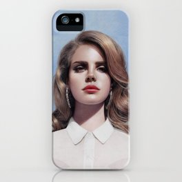 Lana - Born To Die iPhone Case