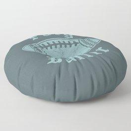 Polynesian Football Family Floor Pillow