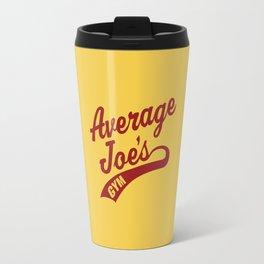 Average Joes Dodgeball Travel Mug