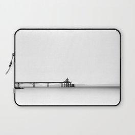 Clevedon Pier Laptop Sleeve