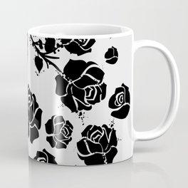Black roses Coffee Mug