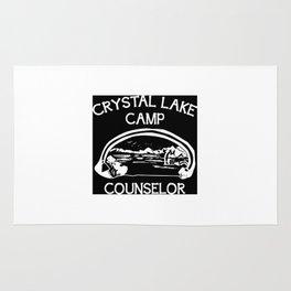 Camp Crystal Lake Counselor Rug