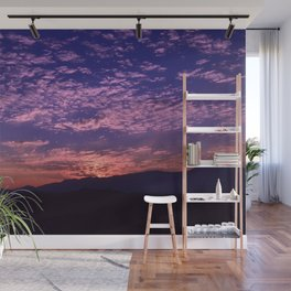 SW Mountain Sunrise - II Wall Mural