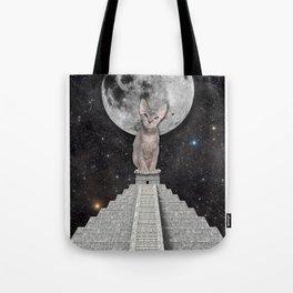 THE CAT Tote Bag