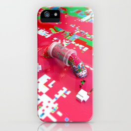 (SOUP SERIES) - RD iPhone Case