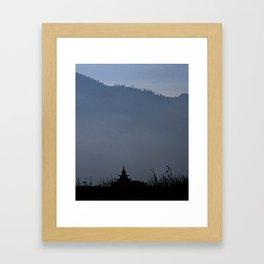 Inle Framed Art Print