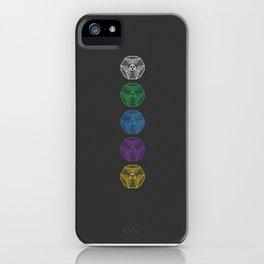 Engrams iPhone Case