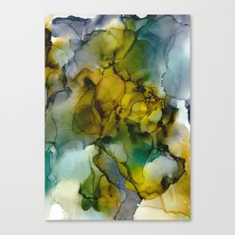 Greater depths Canvas Print