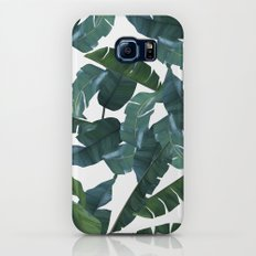 Banana Leaf Decor #society6 #decor #buyart Slim Case Galaxy S6