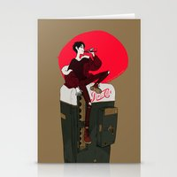 durarara Stationery Cards featuring Pepsi Cola by rhymewithrachel