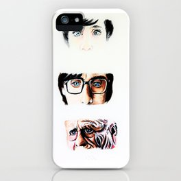 Mr Nobody iPhone Case