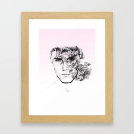 Westerland 2 Framed Art Print