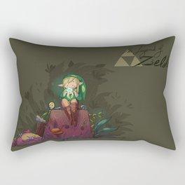 Link! Rectangular Pillow
