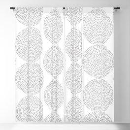 Beech in Grey Blackout Curtain